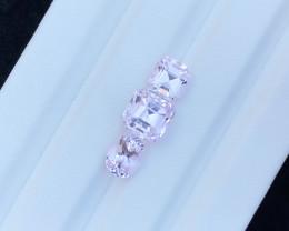 13.10 carats Light Pink Kunzite Gemstones Parcels