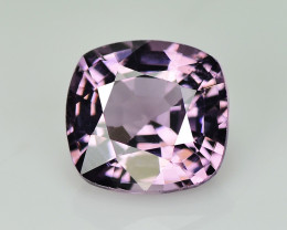 Spinel 1.04 Cts Purple Portuguese cut BGC1473