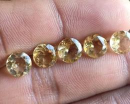 Citrine Gemstone Wholesale Package 100% Natural Gemstones VA5817