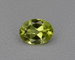Natural Peridot 1.06  cts, Top Quality Gemstone