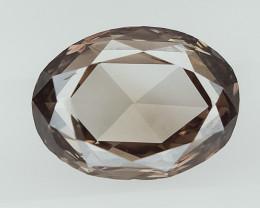 0.51 cts , Half Carat Diamond , Oval Brilliant Cut
