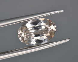 Natural Zircon 2.85 Cts Good Quality from Cambodia