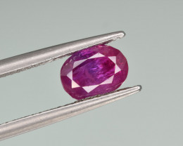 Natural Ruby 1.57 Cts Top Quality from Afghanistan