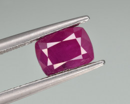 Natural Ruby 1.98 Cts Top Quality from Afghanistan