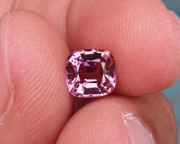 UNTREATED 1.20 CTS NATURAL STUNNING PINK SPINEL FROM BURMA