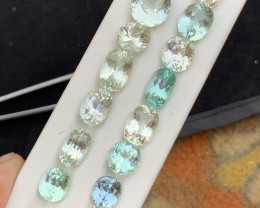 55.50 carats spodumene (Kunzite) gemstone No reserve
