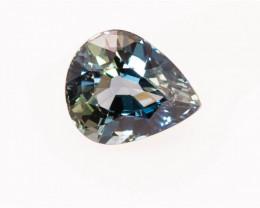 Sapphire 1.02 ct  Tanzania GPC