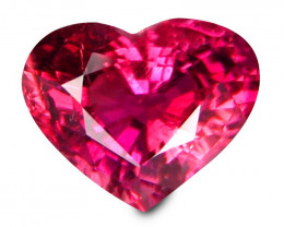 Tourmaline 1.67 Cts Pink Portuguese cut BGC1984
