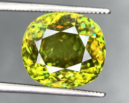 11.38 Cts Full Fire Top Luster Natural  Sphene gemstone