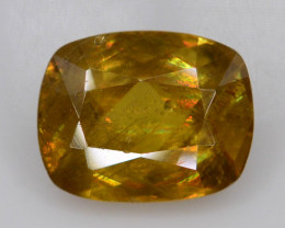 Rainbow Fire 1.40 Ct AAA Brilliance Sphene A.aQ