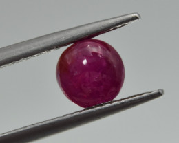 Natural Ruby 2.78  Cts Top Quality from Afghanistan