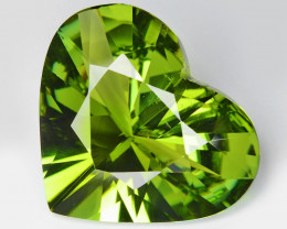 13.63 Ct Tourmaline Master Cut With Top Luster FT4