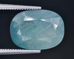 6.82 Crt Grandidierite Faceted Gemstone (Rk-92)