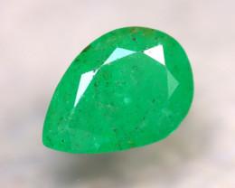 Emerald 2.35Ct Natural Zambia Green Emerald D2412/A38