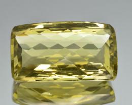 Natural Lemon Quartz 53.09  Cts Perfect Precision Cut