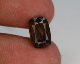 Rare 4.05 ct Multicolor Natural Axinite ~