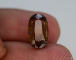 Rare 2.65 ct Multicolor Natural Axinite ~