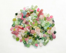 150 Ct Mix Rough Tourmaline From Afghanistan