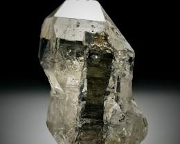 Amazing Natural Damage free Diamond Quartz have inside another Quartz Cryst