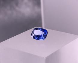 1.51  cts  Royal Blue Ceylon  Sapphire  Gemstone