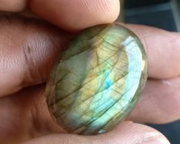 40 Ct Natural Labradorite Cabochon Genuine Gemstone VA5904