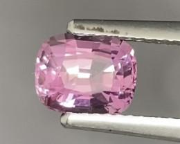 Pretty Cushion Cut Dusty Pink Spinel - Burma HME2410