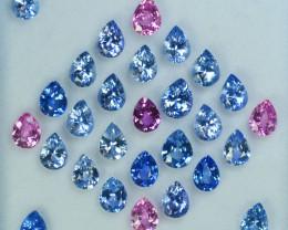 5.53 Cts Natural Rare Fancy Sapphire Oval Srilanka Gem