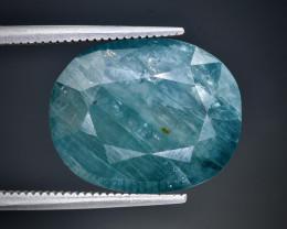 11.68 Crt Grandidierite Faceted Gemstone (Rk-93)