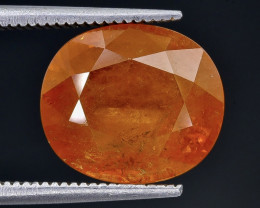 8.72 Crt Spessartite Garnet Faceted Gemstone (Rk-93)
