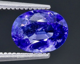 1.52 Crt Tanzanite Faceted Gemstone (Rk-93)