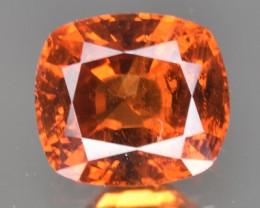 A Top Spessartite Garnet 1.24 CTS Gem