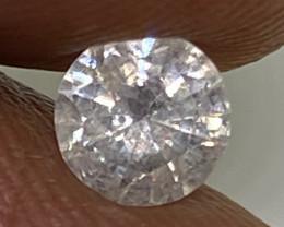 (4)  $626 Precious  0.46cts SI2 Nat  White Round Loose Diamond