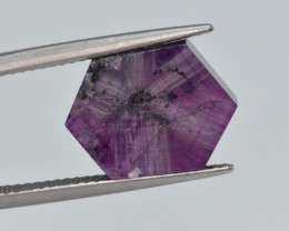 Natural Trapiche  Ruby 8.44  Cts from Kashmir