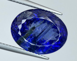 ~No Reserve~ Top color Included Yet Attractive Big Size Tanzanite