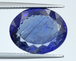 ~No Reserve~13.45 ct Nice color Included Yet Attractive Big Size Tanzanite