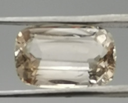 Topaz, 5.39ct, great cut beautiful gem!