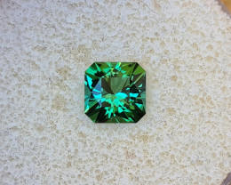1,90ct Lagoon tourmaline - Master cut!
