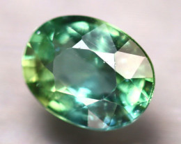 Apatite 1.82Ct Natural Paraiba Green Color Apatite E2503/B44