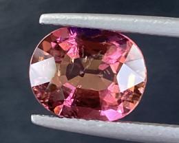 Natural Tourmaline 3.52 Cts pink Color Gemstone