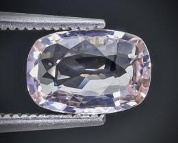 1.32 Crt Morganite Faceted Gemstone (Rk-94)