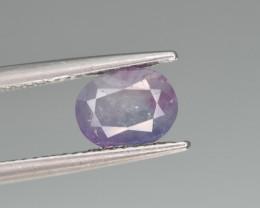 Top Rare Natural Sapphire 1.42 Cts from Kashmir, Pakistan
