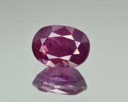 Top Rare Natural Sapphire 3.43 Cts from Kashmir, Pakistan