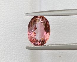 Natural Tourmaline 2.13 Cts Pink Color Gemstone