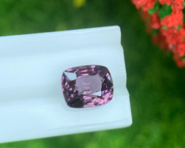 Spinel 2.17 Cts  Purple Step cut BGC1411   From Burma