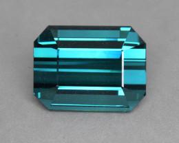 18.92 Cts  Stunning Beautiful Color Natural Blue Green Tourmaline