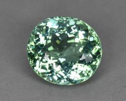 8.20 Cts Fantastic Beautiful Natural Mint Green Tourmaline