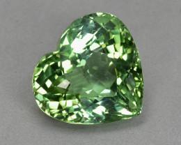 9.68 Cts Elegant Wonderful Natural  Green Tourmaline