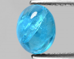 *NoReserve*Neon Blue Apatite 2.02 Cts Unheated Natural Gemstone