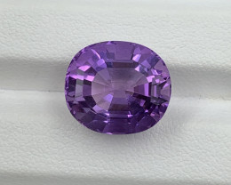 10.05 Ct Amethyst Gemstone