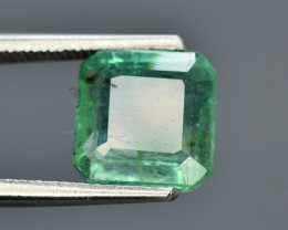 HGTL ~ Certified 2.91 Ct Top Quality Natural  Emerald